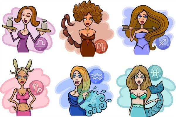 horoskopski znakovi izgled