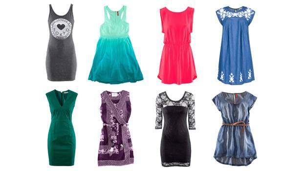 trendi haljine