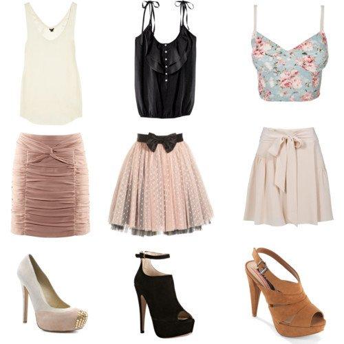 moderne i trendi kombinacije suknje 2