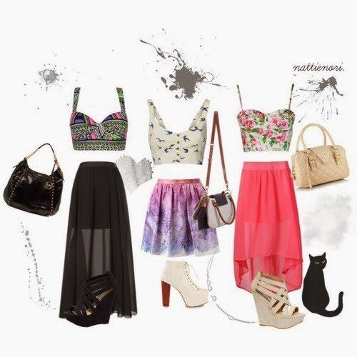 moderne i trendi kombinacije suknje 3