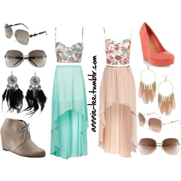 moderne i trendi kombinacije suknje 4