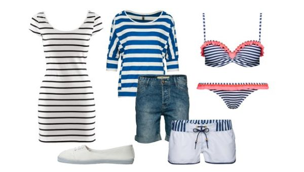mornarski stil odjevanja za ljeto