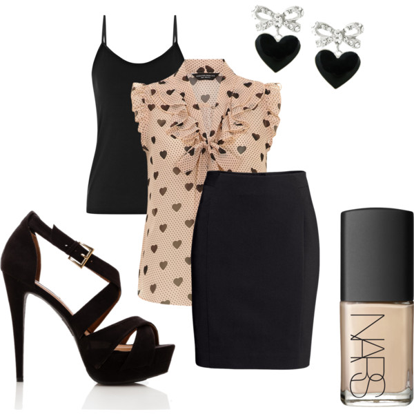 pencil suknja kombinacije 11
