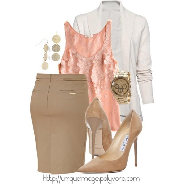 pencil suknja kombinacije 13