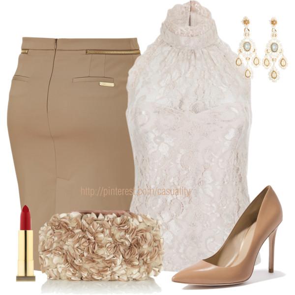 pencil suknja kombinacije 14