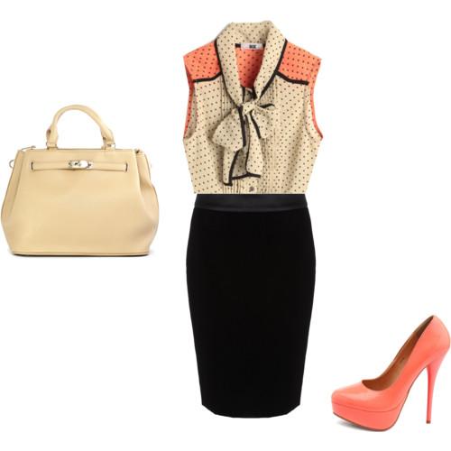pencil suknja kombinacije 15