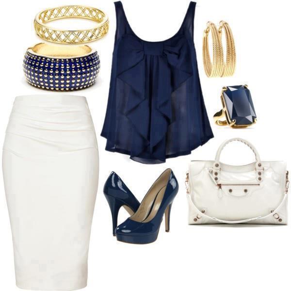 pencil suknja kombinacije 2