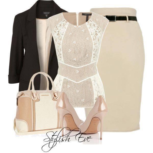 pencil suknja kombinacije 4