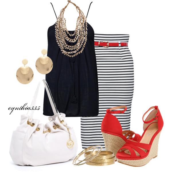 pencil suknja kombinacije 6