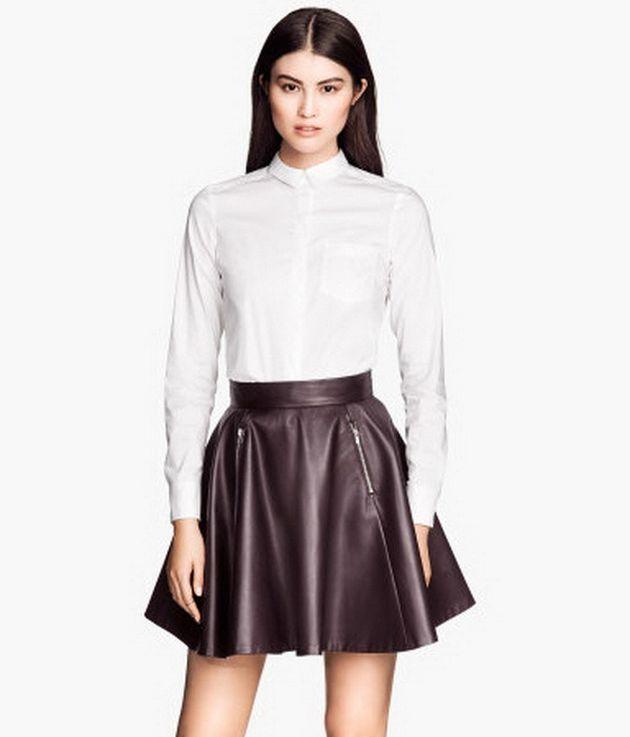 trendi suknje jesen 2014 1