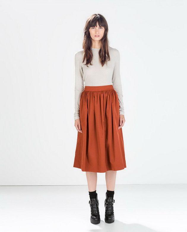 trendi suknje jesen 2014 4