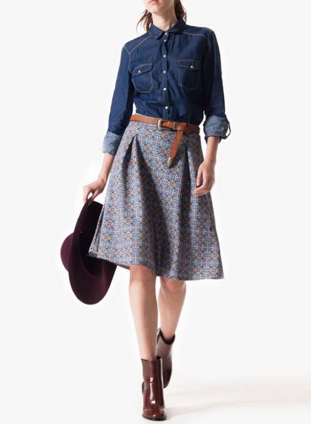 trendi suknje jesen 2014 5