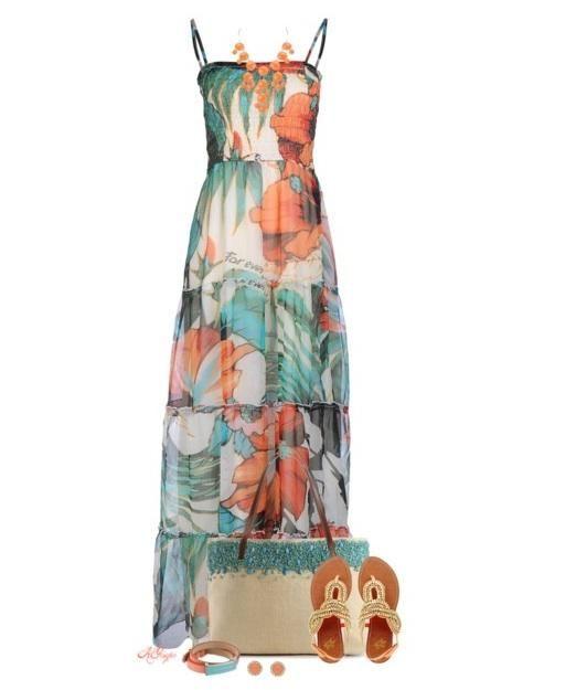 eksplozija boja modne kombinacije 2015 5