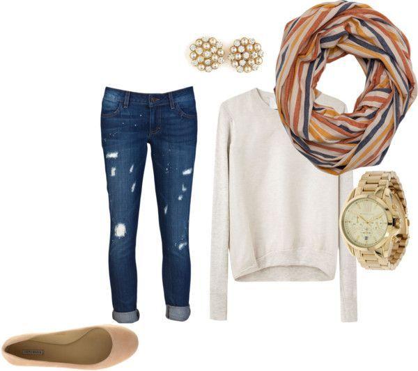 Moderne modne kombinacije za proljeće 2018 - Ženstvena Summer Outfits For Teenage Girls Polyvore