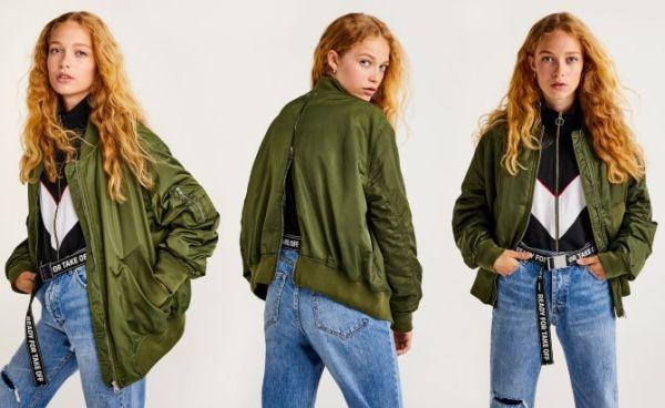 Bomber jakna - Modni trend