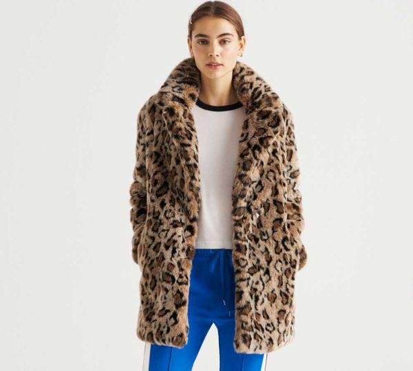 Bershka bunda za jesen zima 2018 - 2019