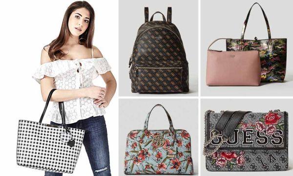 4fab6b74d Kolekciju modernih,trendi i unikatnih torbi i torbica modnog brenda Guess  za jesen/zima 2018 – 2019 pogledajte na fotografijama ispod.