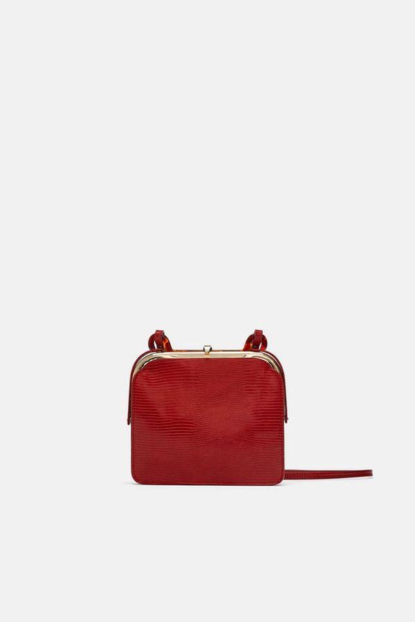 Zara crvene torbe - Jesen 2018