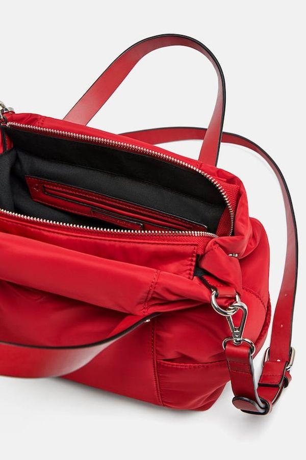 Zara crvena torba 2018