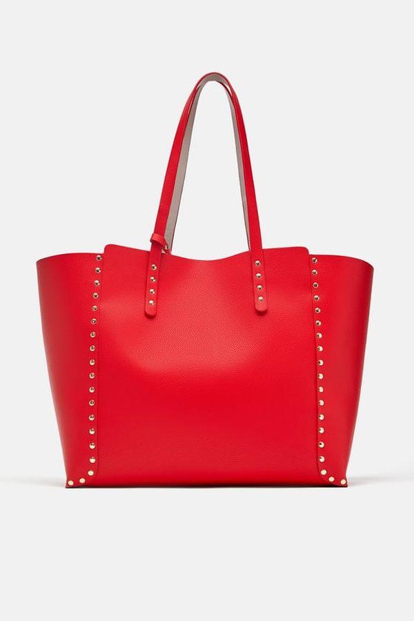Zara - velika crvena torba